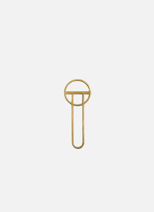 Fort Standard – Brass Bottle Opener – Crest 3