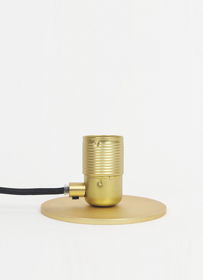 Frama – E27 Table Light – Brass