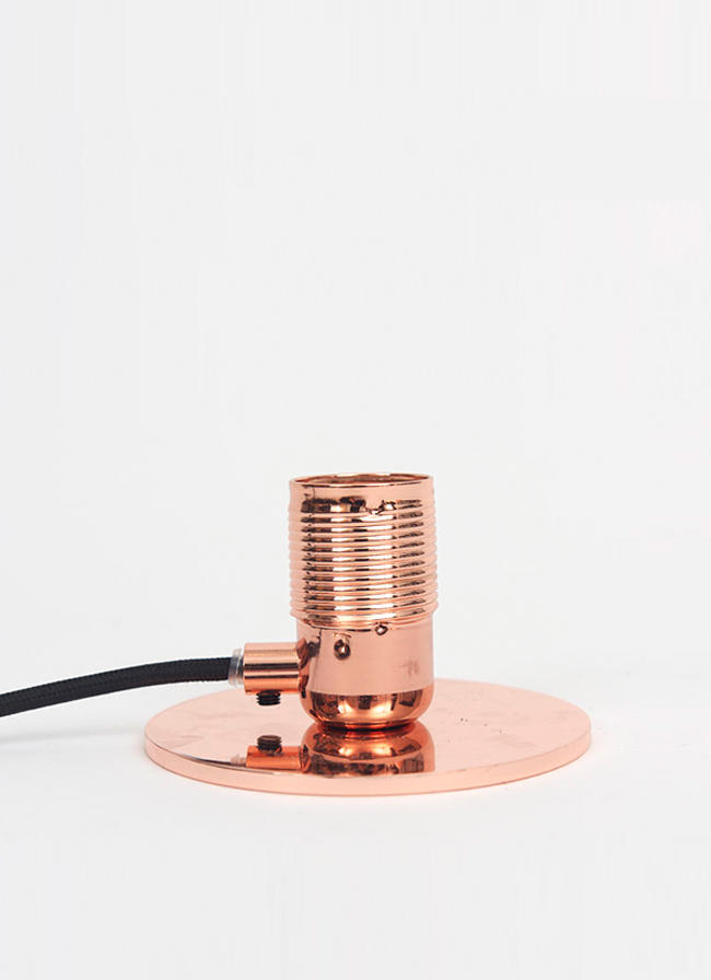Frama – E27 Table Light – Copper