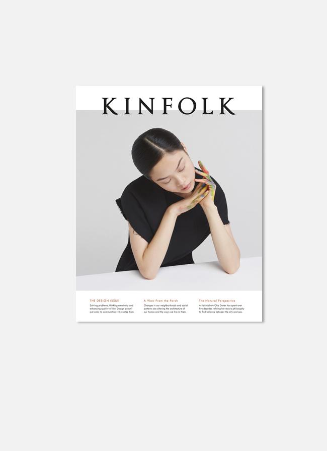 Kinfolk Magazine Issue 18
