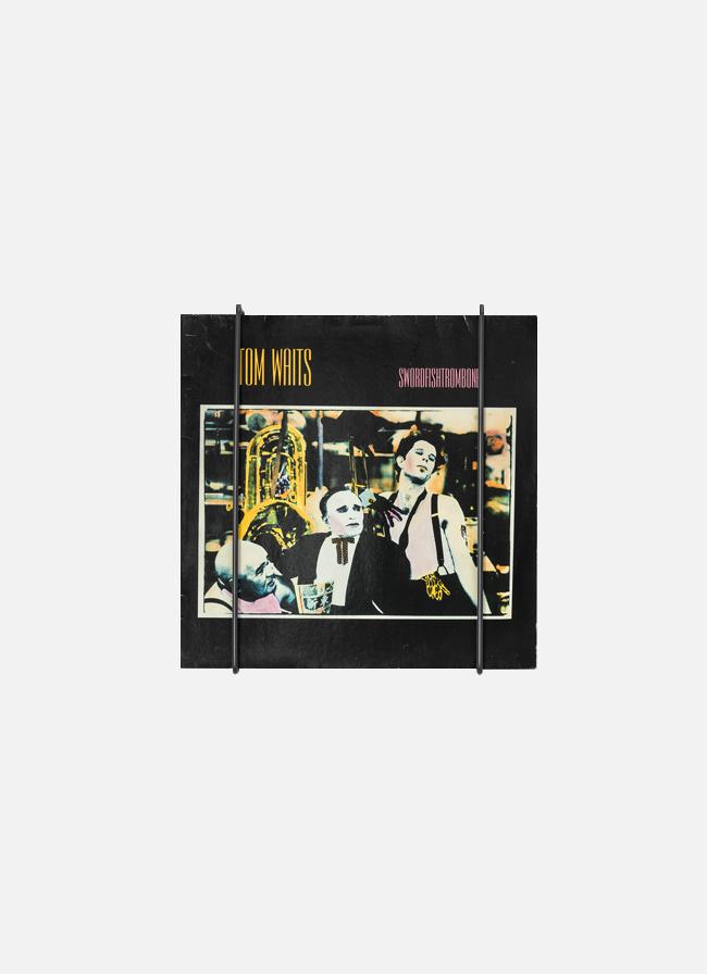 Alec Vader - Cover - Vinyl