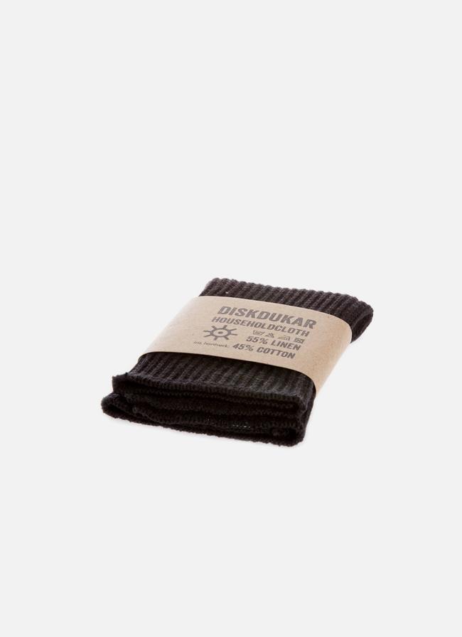 Iris Hantverk – Household Cloth – Black