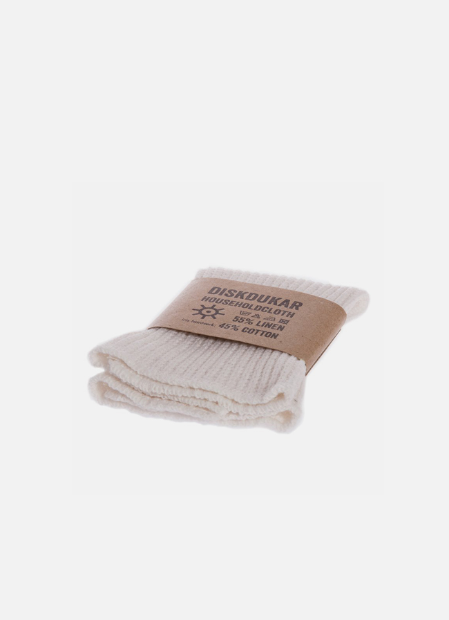 Iris Hantverk – Household Cloth – Off-White