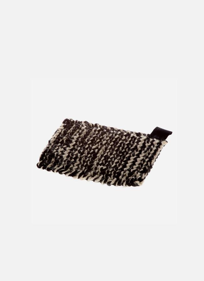 Iris Hantverk – Kettle Holder – Handmade – Black-White