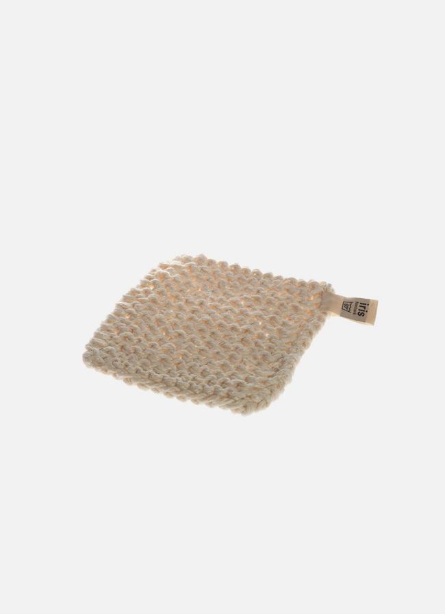 Iris Hantverk – Kettle Holder – Handmade – Off-white