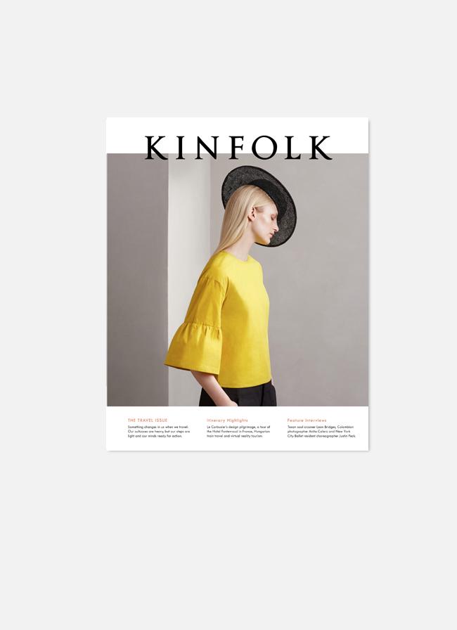 Kinfolk Magazine Issue 20