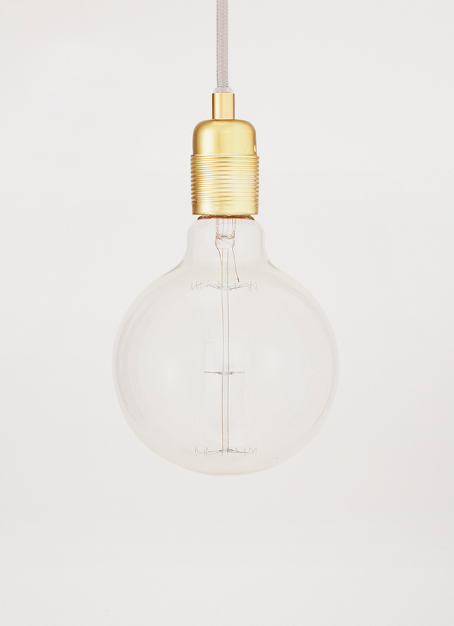 Frama - Atelier light – LED Bulb Globe 125