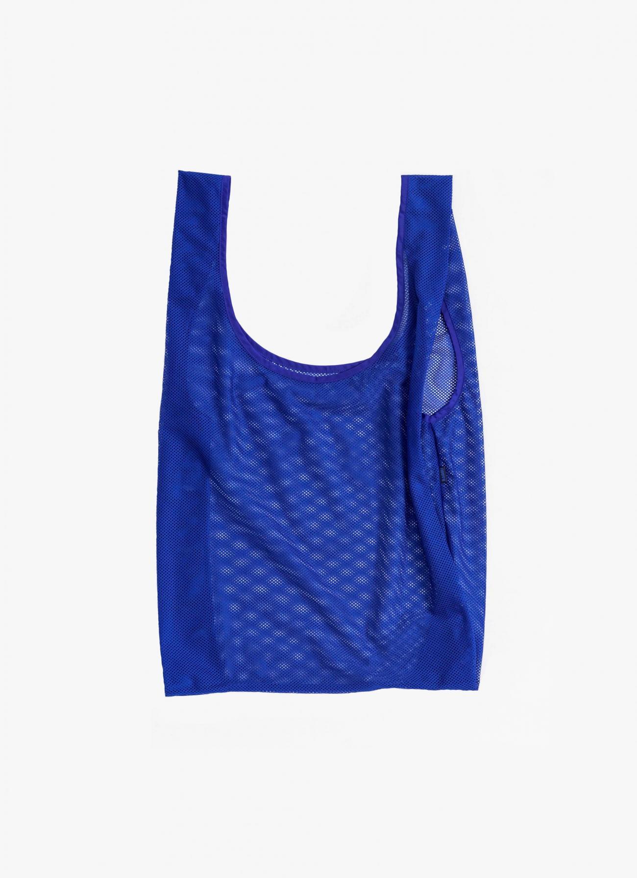 Baggu Mesh Reusable Shopping Bag - Cobalt