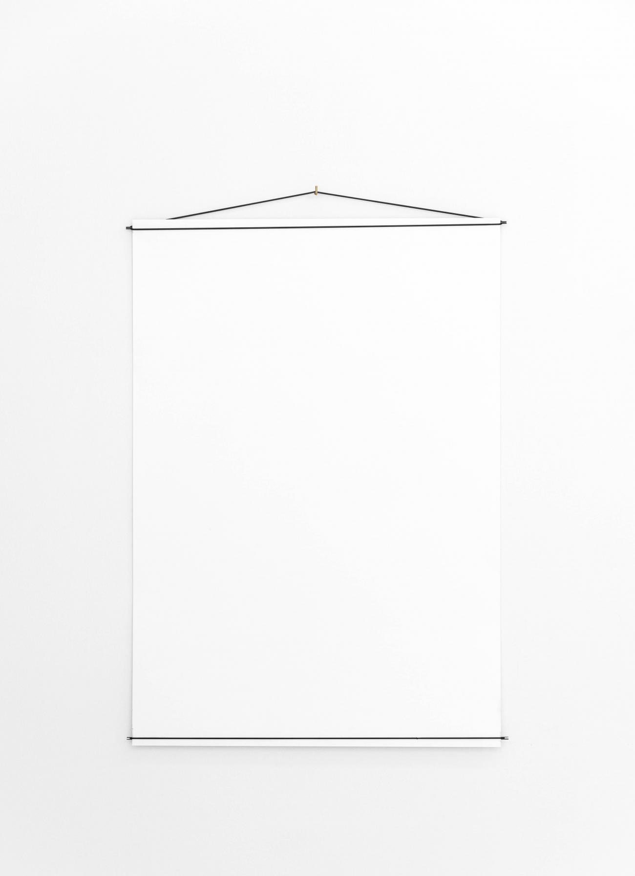 Moebe Poster Hanger - Brass - 70x100cm
