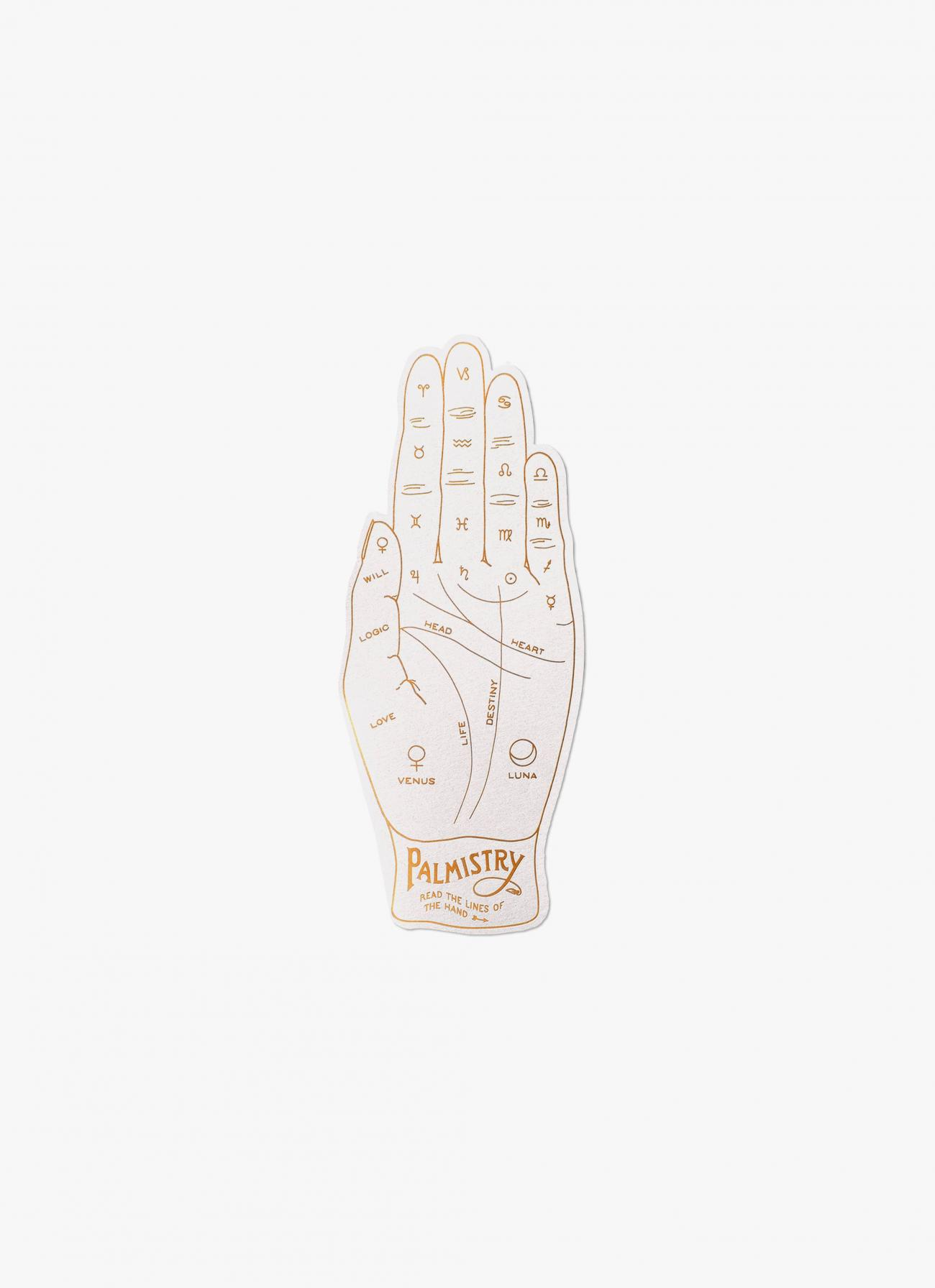 Noat - Card - Palmistry